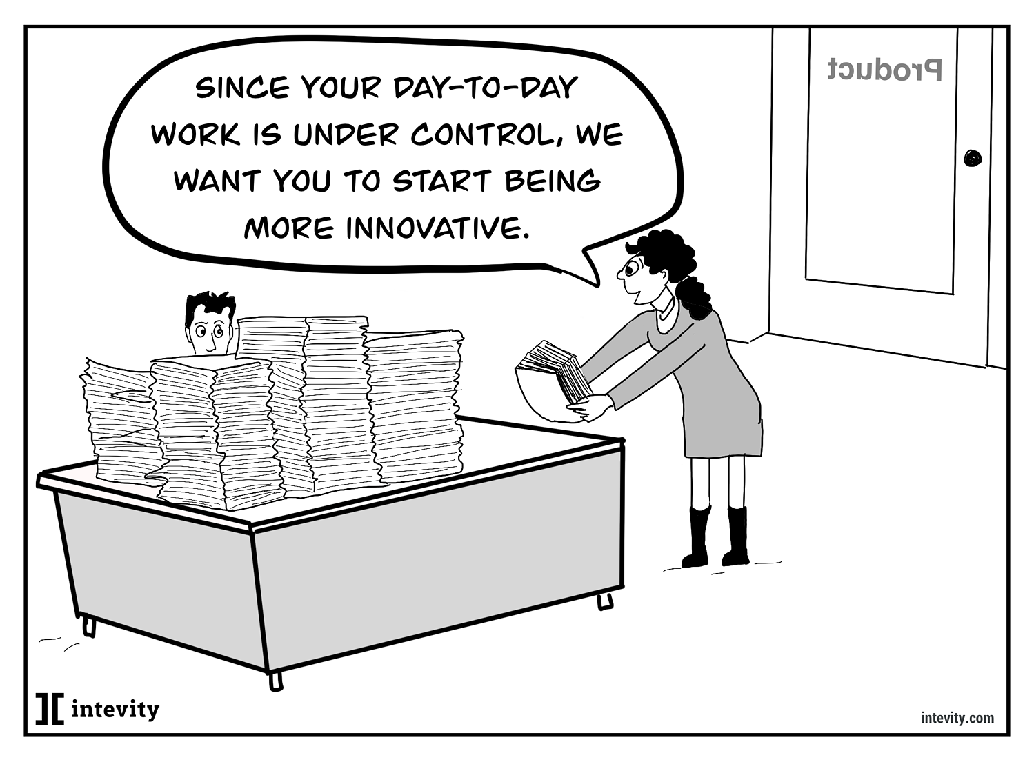 innovation on top of your day job